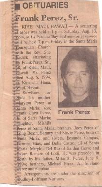 Frank Perez (Founder)