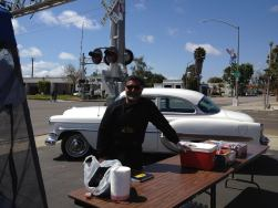 The Crowd Fundraising on Broadway-West Coast Kustoms