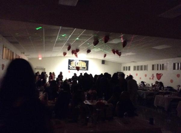 the crowd valentines